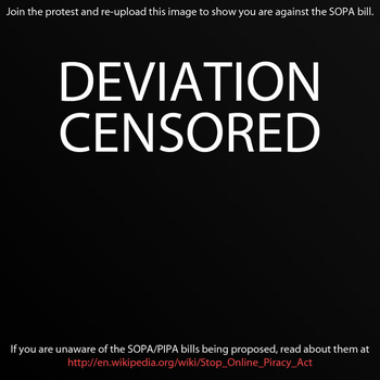 Help stop SOPA and PIPA by Glambert101411