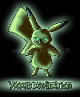 World domination- Pokemon by kino18