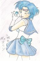 Sailor Mercury by LingXiaoyu8905