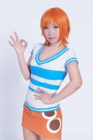 One Piece - Nami East Blue by MonicaWos