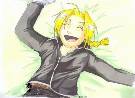 FMA - Ed Tickled by vidramidra