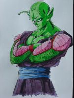 Watercolour Piccolo by forty--seven