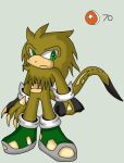 Frilled Lizard Adopt CLOSED by Sonikae-the-Wolf