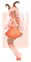 Mew Rowanberry for Mewmizu by deency