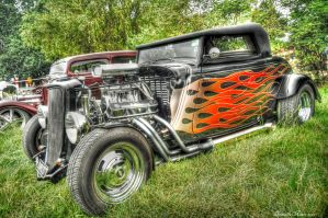 Hotrod HDR by DanielleMiner