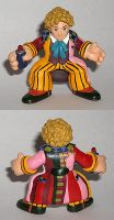 Sixth Doctor - Time Squad by fourth-heir