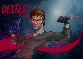 dexter by illustralex