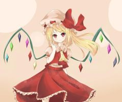 Flandre Scarlet by L4No-Shiro