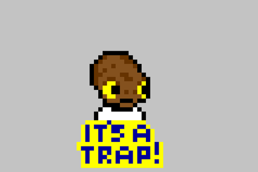 It's a Trap by Profanum16