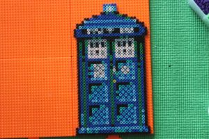 Made a TARDIS by WeaselTea