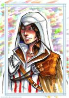Ezio Audiosomething by nnaj