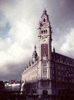 Lille Belfry by anneclaires