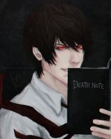 DN: Light Yagami by ko-yamii