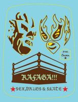 Lucha Libre by DoGToD