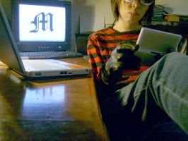 Matt from Death Note by XDProductions