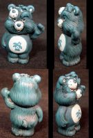 "Killer Care Bears ""Mutant"" by Undead-Art"