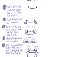 How to Draw: Baby Cinammon by TimFok