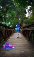 Searching For Her Cheshire Cat by MordsithCara