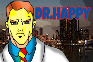 Dr Happy the return by RWhitney75