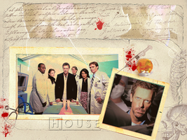 House MD Wallpaper by poturiye