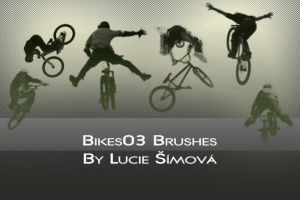 Bikes03Brushes by markyfan