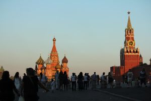 Moscow.Red Square by ZimmerAuditore