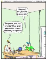 Job Colors cartoon by Conservatoons