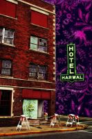 Hotel Harwal by Lazarus-D