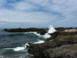 rocky beach 4 - oct by pricecw-stock