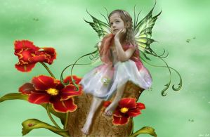 Fairy.. by jellybellyzee