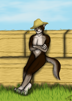 Good Ol' Country Boy by FantasiaKitty
