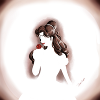 Belle Brown by Pinkshisno