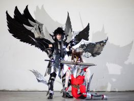 Hades, Lord of the Underworld - STARCHILD COSPLAY by AndreaStarchild