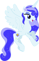 Holiday Contest Winner #6: Princess Galaxy by TheShadowStone