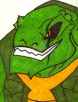 Names Croc, Killer Croc by General-BunnyManson