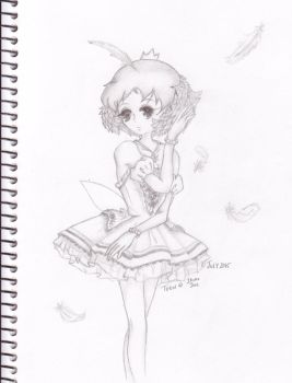 Princess Tutu by XBunnybunz