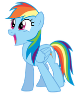 RainbowDash Craves Cider by ABadCookie