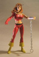 Thundra custom figure by plasticmutt