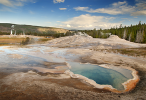 Yellowstone by Latefor