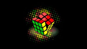 Rubik's Cube - Wallpaper by xky03