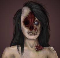 Zombie by Ambersprite