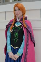 Anna by RougeLeaderRed