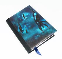 'Reapers' notebook by Katlinegrey