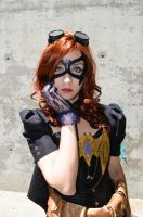 Steam Punk Batgirl 2 by spritepirate