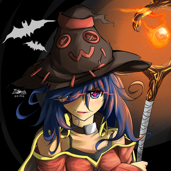 Lyra Halloween 2016 by ArchRelico