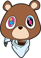 Kanye West Bear by mixts