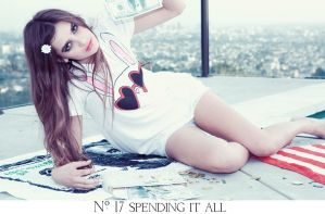 No. 17 Spending It All by AllAboutFashion