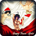 Happy Xmas..Girls by ChichiriYuki