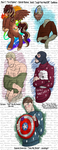 CHRISTMAS GIFTS - Pain-T, David, Germany, Spy, CA by I3-byUsagi