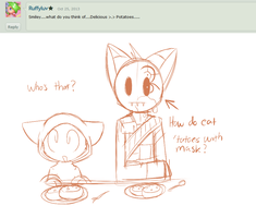 Ask the 'Devivs: Delicious Potatoes by SmilehKitteh